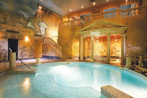 Luxury Spa Day with 40 Minute Treatment at Rowhill Grange Utopia Spa for Two