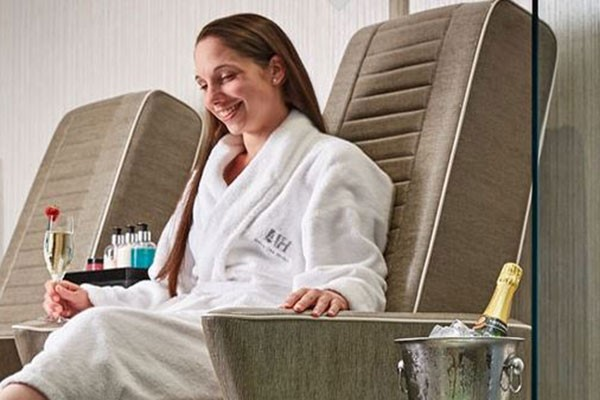 Luxury Spa Day with Treatment and Afternoon Tea at Rowhill Grange Utopia Spa