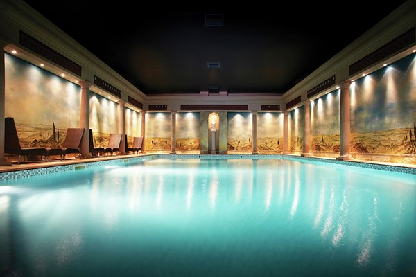 Luxury Spa Day with Treatment & Afternoon Tea for Two at Rowhill Grange Utopia Spa