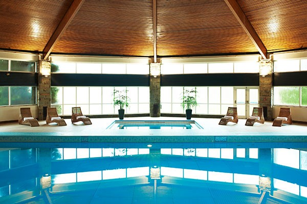 Luxury Spa Day with Treatment and Cream Tea at a Marriott Hotel
