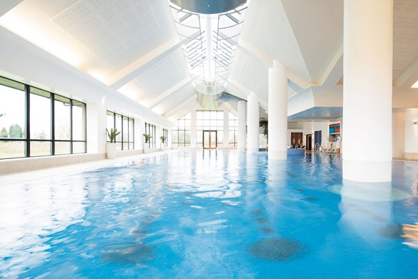 Champneys Spa Day with Lunch for Two at Springs