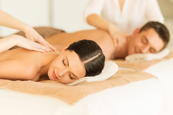 50 Minute Treatment with Spa Access and Bubbly for Two at Melody Spa, Shoreditch