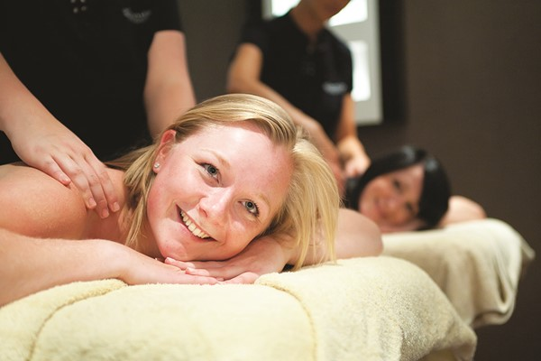 Deluxe Spa Day with Treatment and Lunch for Two at Bannatyne Bury St. Edmunds