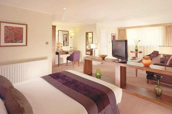 Overnight Spa Break with One Treatment for Two at Regency Park Hotel