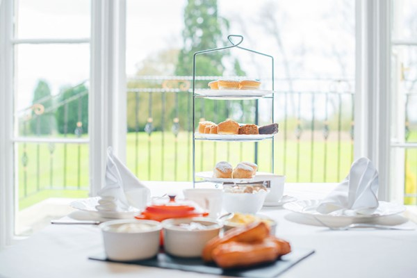 Spa Day with Afternoon Tea at Haughton Hall Hotel and Leisure Club