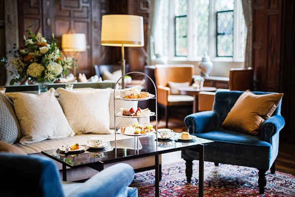 Champneys Spa Day with Afternoon Tea for Two at Eastwell Manor