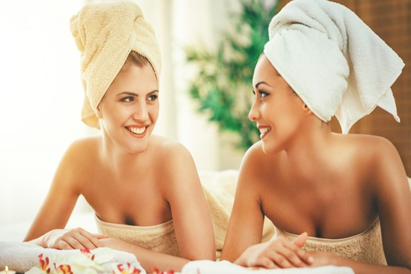 Relaxing Spa Day for Two at Bournemouth West Cliff Hotel