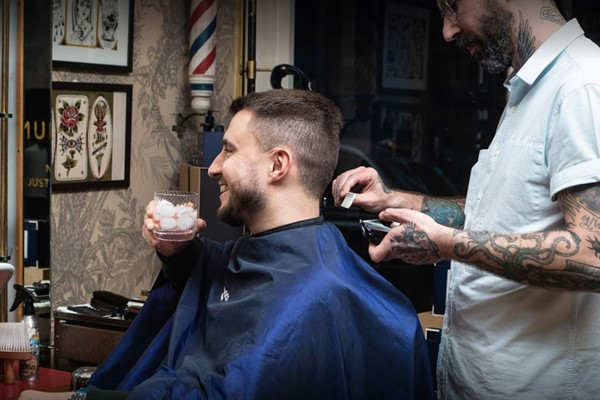 Men's Grooming Experience at Murdock London