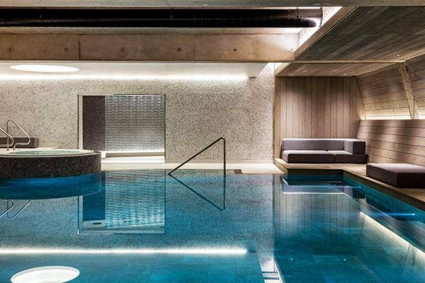 Spa Treat with 60 Minute Treatment and Lunch at The Edwardian Manchester