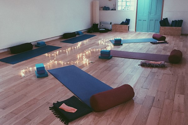 Five Yoga Class Passes for Two with Breathe Bristol