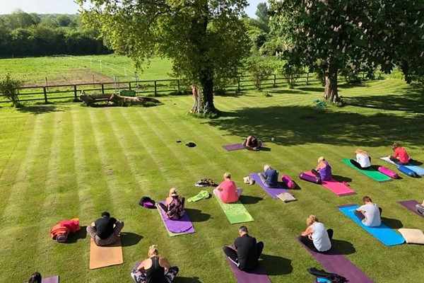Inner Guidance Two Night Yoga Retreat for Two