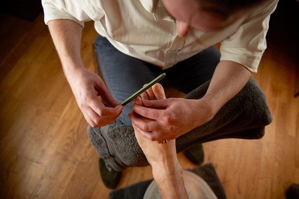 The Modern Footman Men's Grooming Experience for One at Aldwyn and Sons