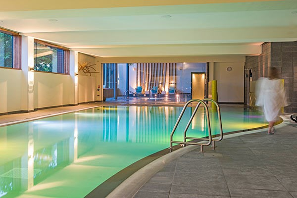Spa Day with Treatment, Afternoon Tea and Fizz for Two at Lifehouse Spa and Hotel