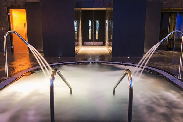 Evening Spa Chillout with Fizz for Two at Lifehouse Spa and Hotel