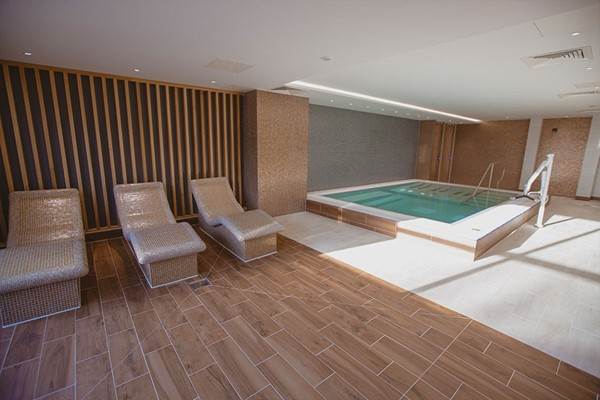 Luxurious Spa Day with a 25 Minute Treatment for Two at Chawton Park Spa