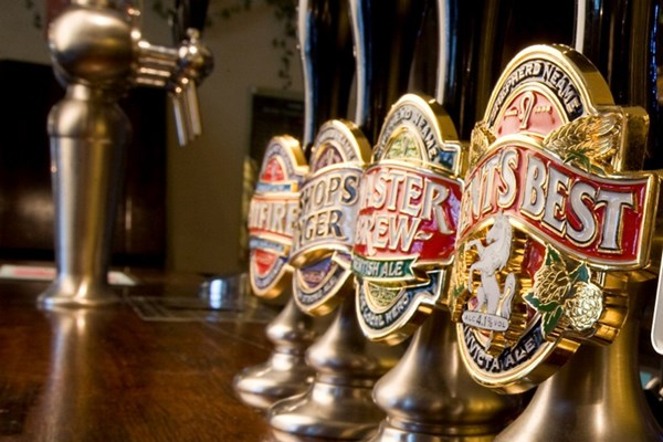 Shepherd Neame Brewery Tour for Two