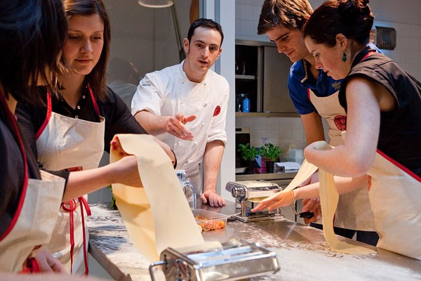 Two and a Half Hour Cookery Lesson for Two at L'atelier des Chefs