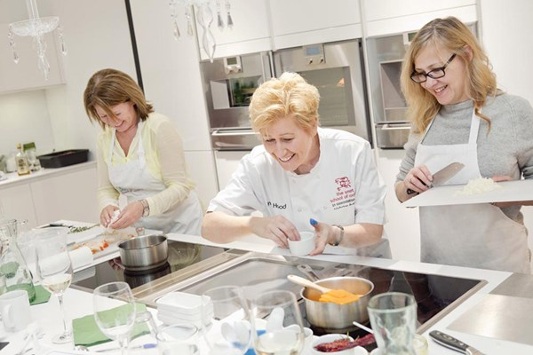 2 For 1 Half Day Cooking Class with Ann's Smart School of Cookery