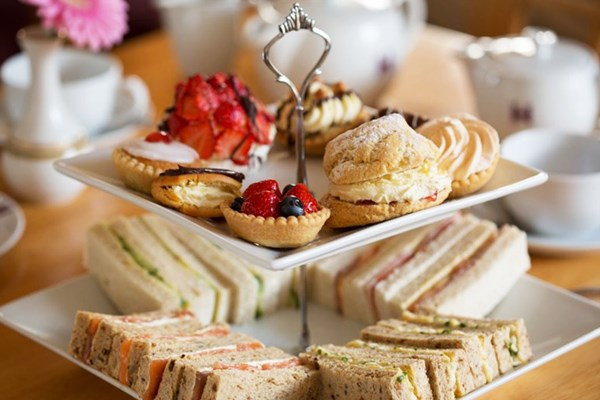 Afternoon Tea for Two at Brook Whipper-In Hotel