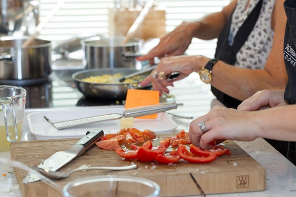 Ultimate Cookery Course Choice Voucher for One