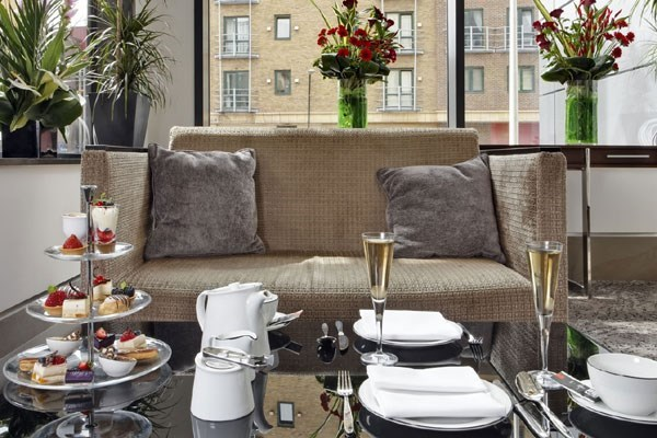 Afternoon Tea at London's Luxurious Grange Hotels