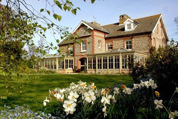 Tasting Menu and Champagne for Two at Galton Blackiston's Morston Hall