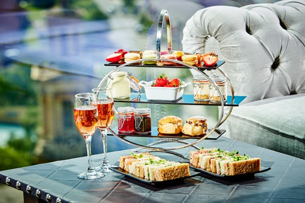 Luxury Afternoon Tea for Two Gift Voucher UK-Wide