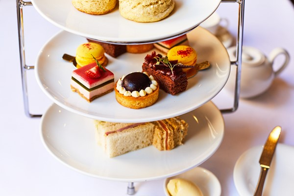 Luxury Afternoon Tea For Two Gift Voucher UK Wide