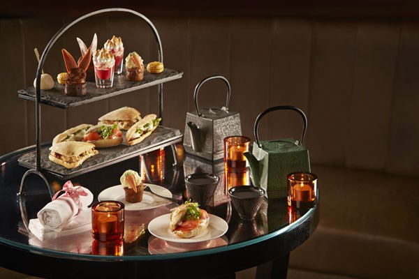 Afternoon Tea and Teapot Cocktail for Two at Playboy Club London