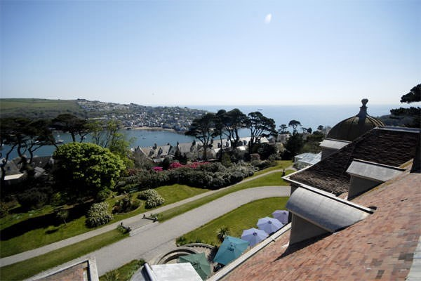 One Night Break for Two at Fowey Hall