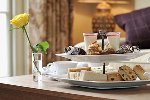 Afternoon Tea for Two at Congham Hall