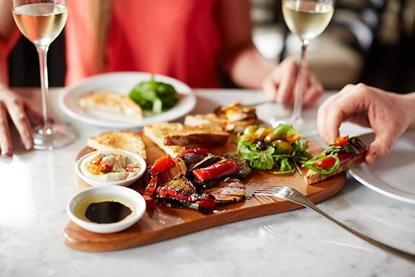 Three Course Meal with Wine for Two at ASK, Prezzo, Zizzi or Bella Italia