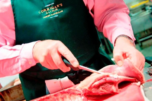 Corrigan's Cookery School with a Three Course Lunch