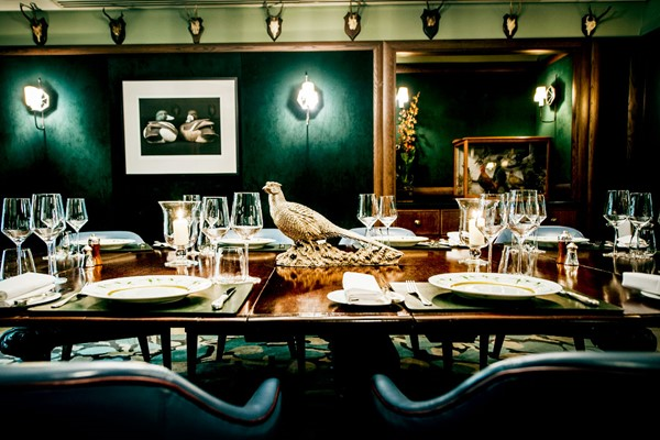 Three Course Set Lunch for Two at Corrigan's Mayfair