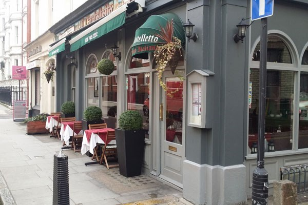 Three Course Dinner for Two at Il Castelletto