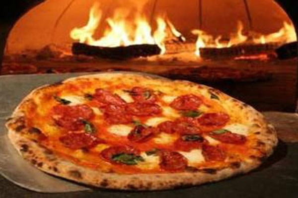Pizza or Pasta with Wine or Beer for Two at La Cucina - Lunch Offer