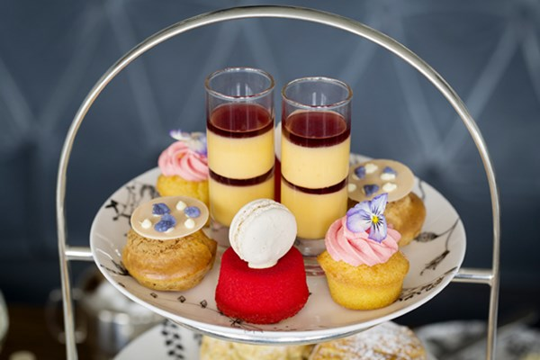 Midsummer Night's Dream Afternoon Tea for Two at The Swan at The Globe