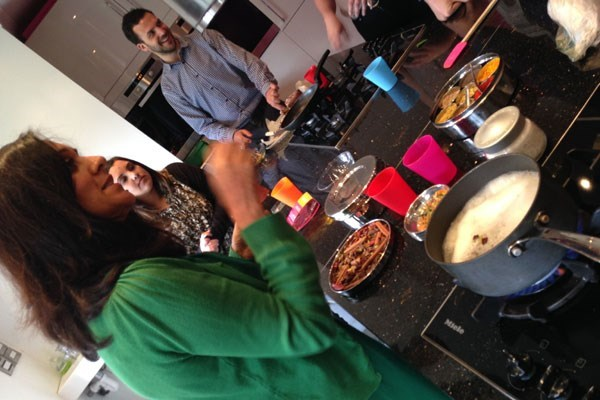 Half Day Private Indian Cookery Class for Two