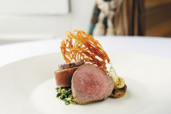 Three Course Sunday Lunch for Two at Ston Easton Park