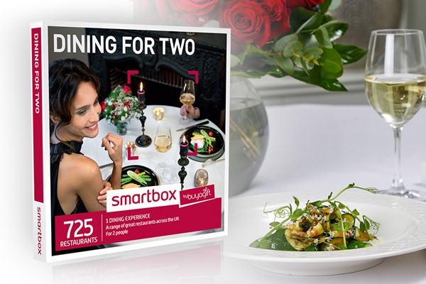Dining for Two - Smartbox by Buyagift