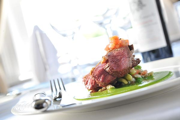 Traditional Three Course Sunday Lunch for Two at The Elms Hotel and Spa