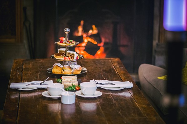 Afternoon Tea for Two at The Elms Hotel and Spa