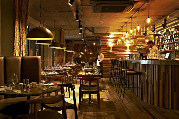 Sparkling Afternoon Tea for Two at Hotel Chocolat's Rabot 1745 in Borough Market