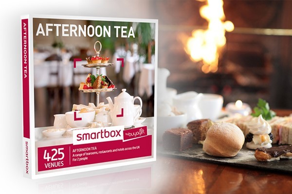 Afternoon Tea - Smartbox by Buyagift