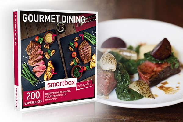 Gourmet Dining - Smartbox by Buyagift