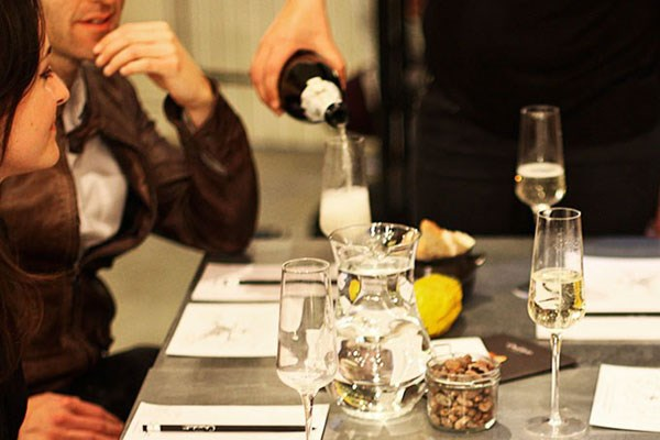 Hotel Chocolat's Bean To Bar Chocolate Making Experience with a Glass of Prosecco for Two