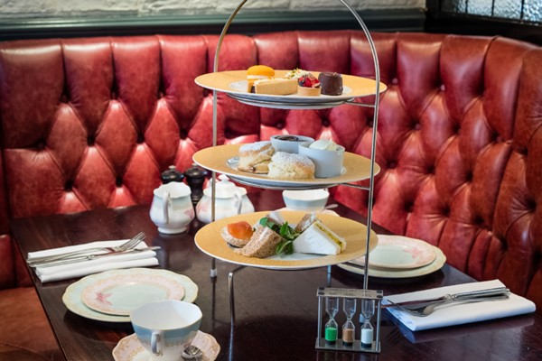 Traditional Afternoon Tea for Two at Reform Social and Grill