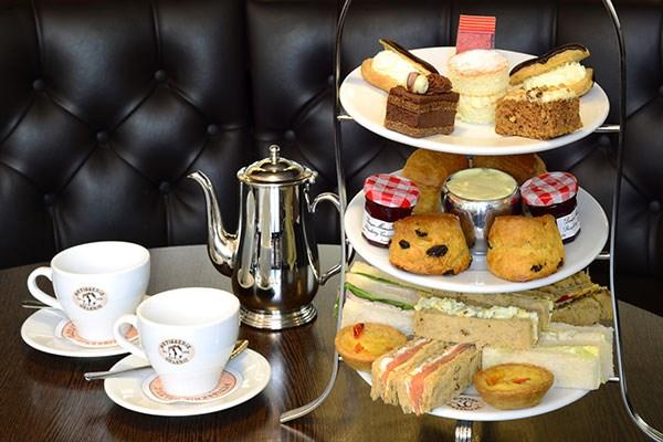 Hotel La Tour Afternoon Tea Menu