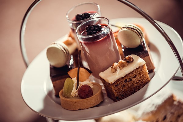 Afternoon Tea for Two at Horton Grange