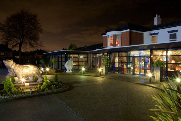 One Night Break with Dinner at Hallmark Hotel Warrington